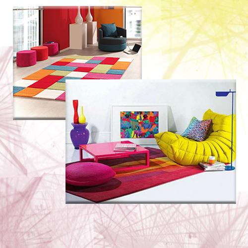 Бескаркасная мебель в интерьере стиля авангард